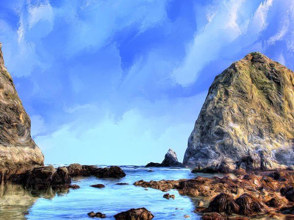 Cannon Beach Paintings | Fine Art America