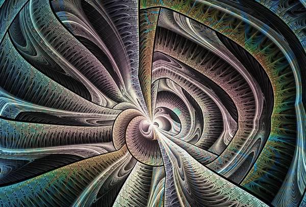 Digital Art - Tied Up by Anastasiya Malakhova