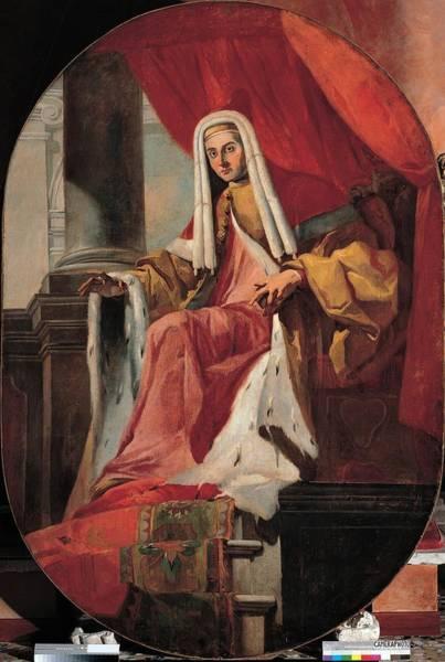 Wall Art - Photograph - Tiepolo Giambattista, Portrait by Everett
