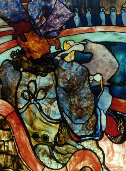 Painting - Tiffany Glass, 1894-95 by Granger