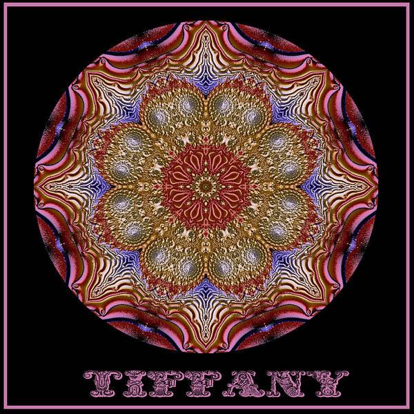 Digital Art - Tiffany No 2 by Charmaine Zoe