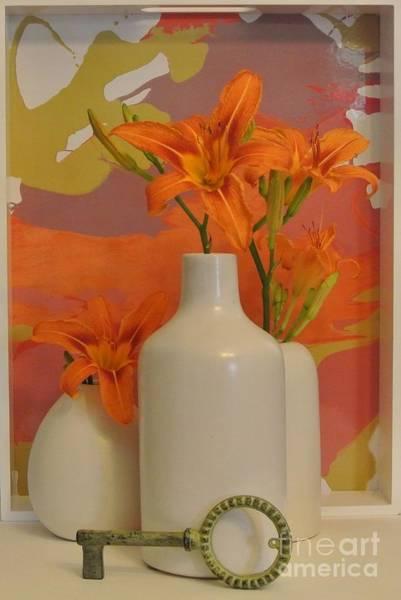 Tigerlily Wall Art - Photograph - Tigerlily Still Life by Marsha Heiken