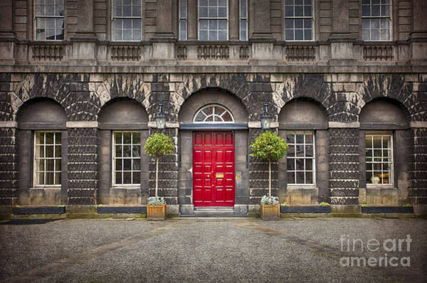 Dublin Photograph - Time After Time by Evelina Kremsdorf