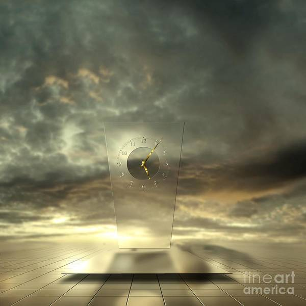 Relaxation Digital Art - Time After Time by Franziskus Pfleghart