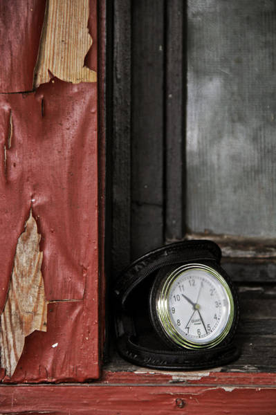 Time Frame Photograph - Time And Decay by Odd Jeppesen