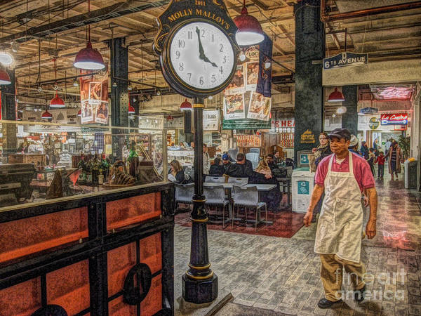 Photograph - Time by Craig Leaper