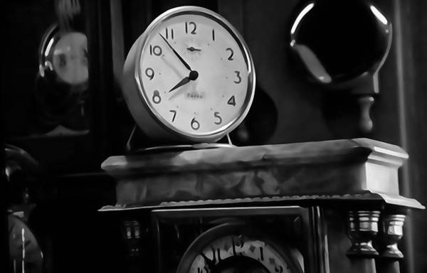 Wake Digital Art - Time by Dan Sproul