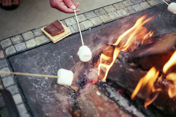 Wall Art - Photograph - Time For Smores by Brent Olson