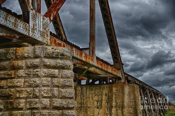 Photograph - Time Trestle by Ken Williams