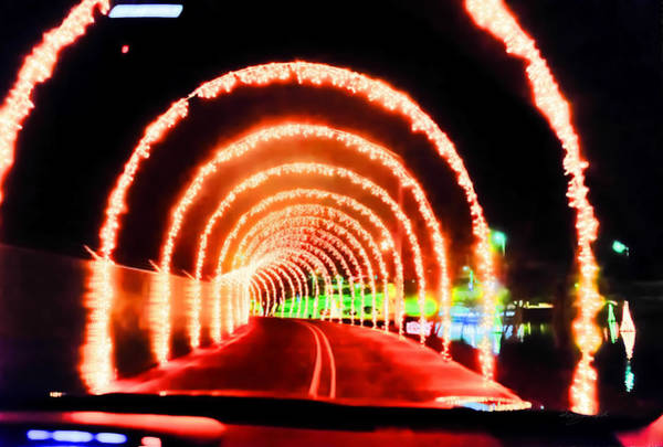 Photograph - Time Tunnel by Sharon Popek