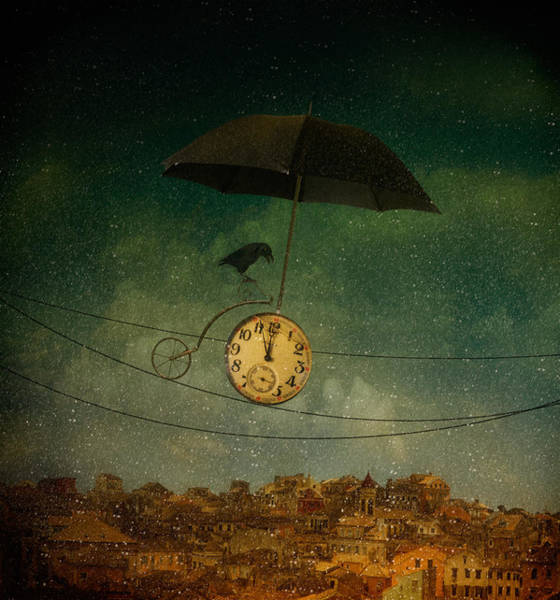 Wall Art - Photograph - Timekeeper by Svetlana Melik-nubarova