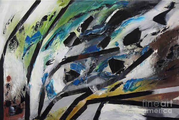 Painting - Timeless 2 by Preethi Mathialagan