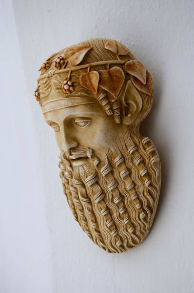 Photograph - Greek God by Brenda Kean