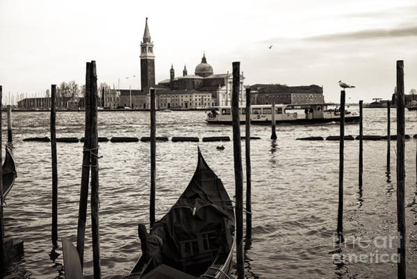 Photograph - Timeless In Venice by John Rizzuto