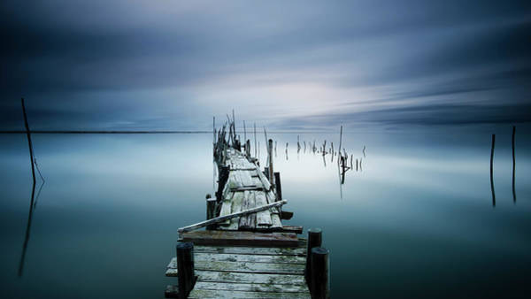 Wood Planks Photograph - Timeless by Paulo Dias