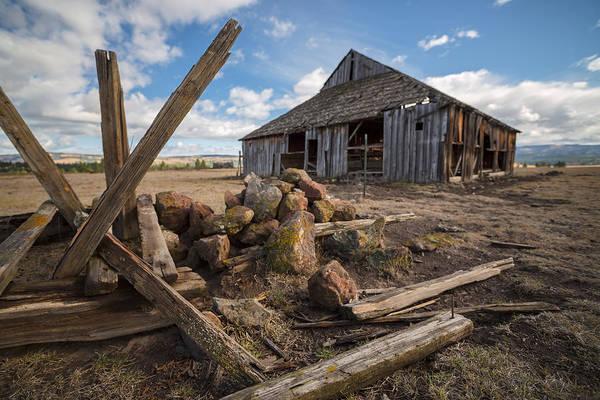 Photograph - Times Past IIi by Ryan Heffron