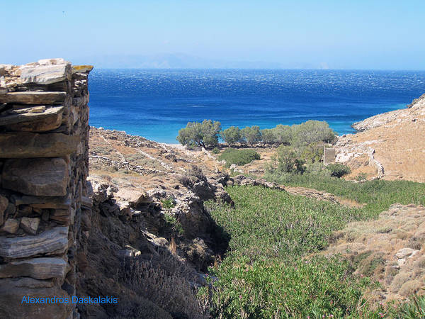 Photograph - Tinos Island by Alexandros Daskalakis