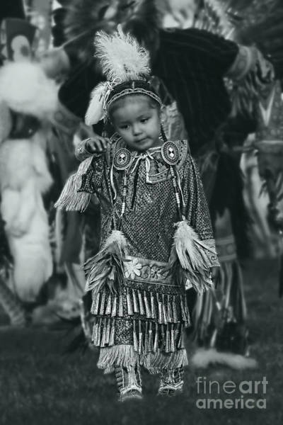 Wall Art - Photograph - Tiny Dancer Native Girl by Scarlett Images Photography