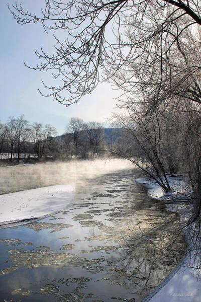 Photograph - Tioughnioga River Itaska by Christina Rollo