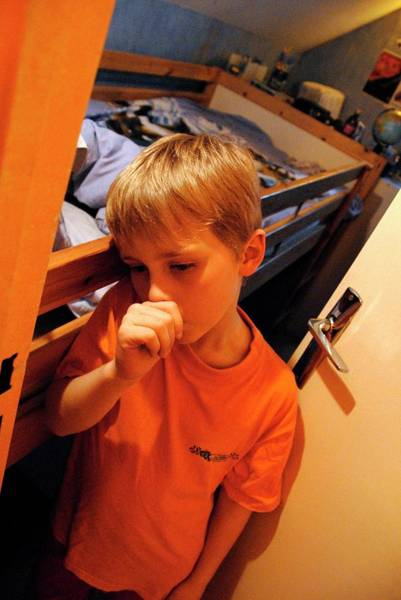 Wall Art - Photograph - Tired Boy by Aj Photo/science Photo Library