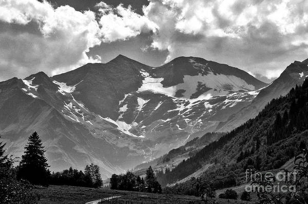 Tirol  The Land Of Enchantment Art Print