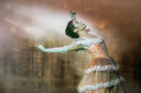 Dancers Wall Art - Photograph - To Dance by Charlaine Gerber