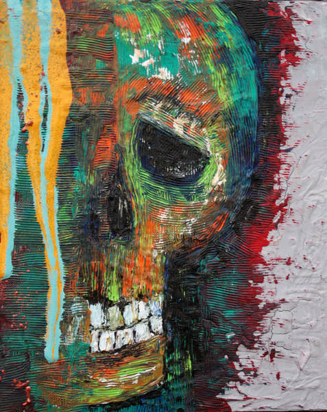 Wall Art - Painting - To Die For by Laura Barbosa