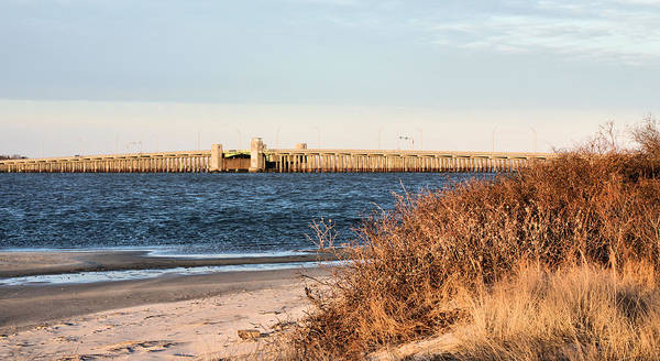 Photograph - To Jones Beach by JC Findley