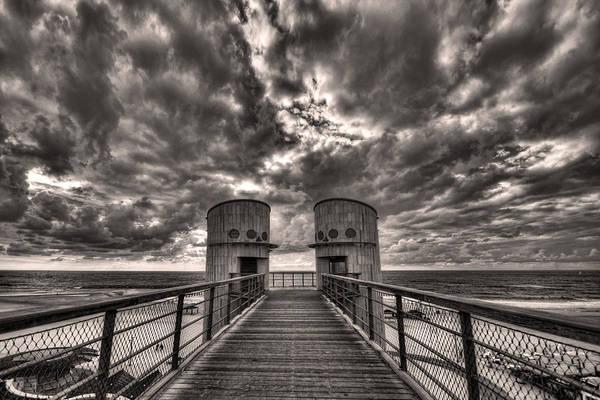 Photograph - To The Bridge by Ron Shoshani