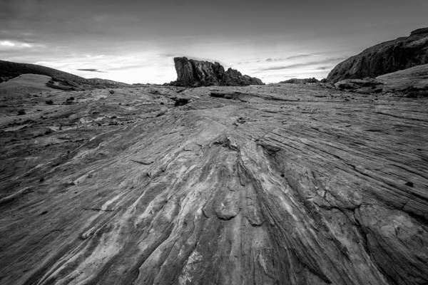 Valley Of Fire Photograph - To The Rock by Peter Tellone