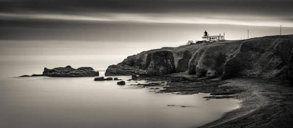 Photograph - Tod Head Lighthouse by Dave Bowman