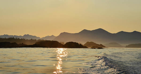 Photograph - Tofino Morning On The Pacific Ocean by Jan Lyall Photography