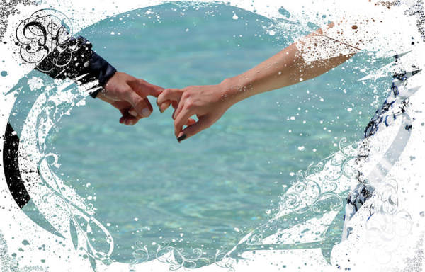 Together Forever Photograph - Together Forever by Jenny Rainbow