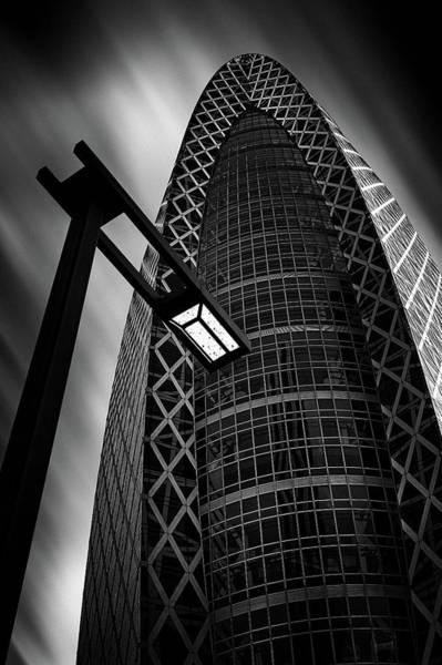 Wall Art - Photograph - Tokyo Building by Gary E. Karcz