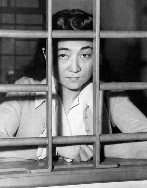 Photograph - Tokyo Rose by Underwood Archives