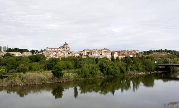 Photograph - Toledo From Across The Bridge by Lorraine Devon Wilke