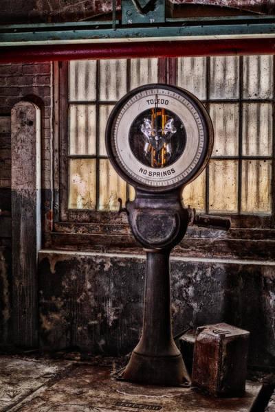 Photograph - Toledo No Springs Scale by Susan Candelario