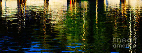Photograph - Toledo Yacht Club Reflections by Michael Arend