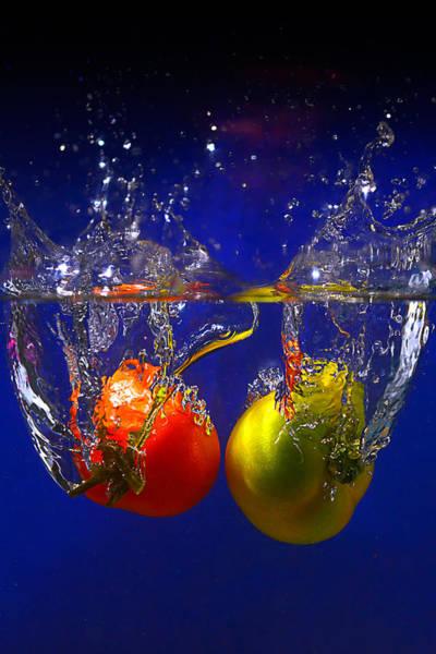 Photograph - Tomatoes by Okan YILMAZ
