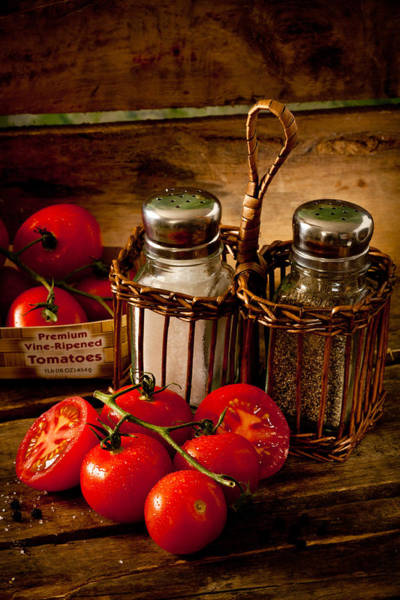 Photograph - Tomatoes3676 by Matthew Pace