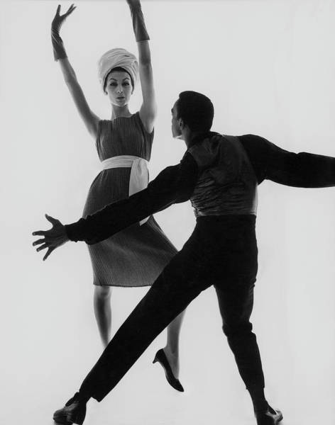 Dance Photograph - Tommy Johnson by Bert Stern