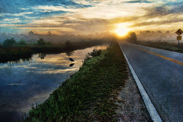Wall Art - Photograph - Tomoka Sunrise by Andrew Armstrong  -  Mad Lab Images