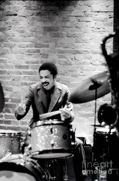 Bop Wall Art - Photograph - Tony Williams At The Penthouse by Dave Coleman
