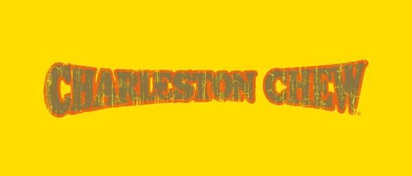 Novelty Digital Art - Tootsie Roll - Charleston Chew Logo by Brand A