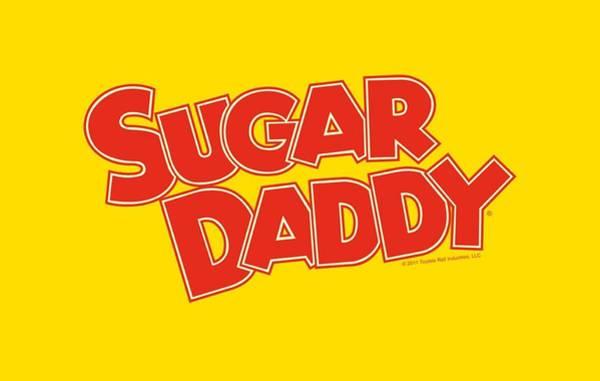 Novelty Digital Art - Tootsie Roll - Sugar Daddy by Brand A