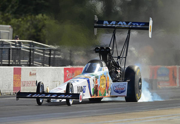 Classic Hot Rod Wall Art - Photograph - Top Fuel Dragster by Gianfranco Weiss