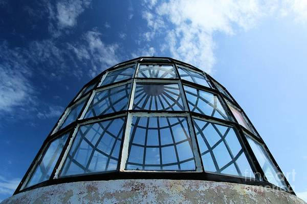 Photograph - Top Of The Boca Chita Lighthouse by Adam Jewell