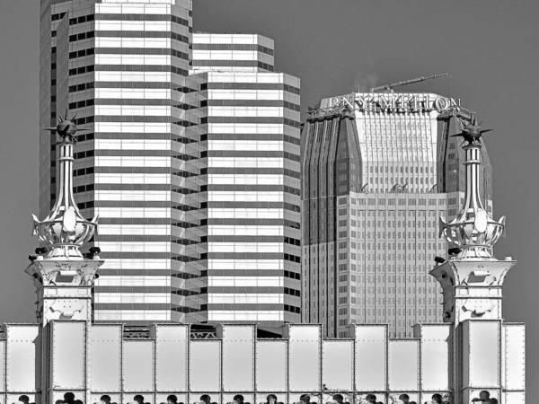 Photograph - Top Of The Smithfield Street Bridge by Digital Photographic Arts