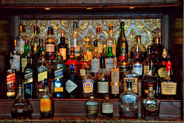 Photograph - Top Shelf by David Patterson