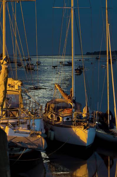 Photograph - Topsham Boats by Pete Hemington